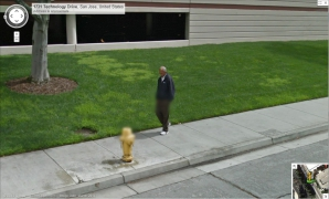 Imagini amuzante surprinse de Google Street View