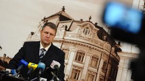 Klaus Johannis, atac FERM la Gigi Becali