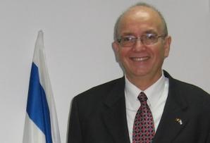 Dan Ben-Eliezer, ambasadorul Statului Israel