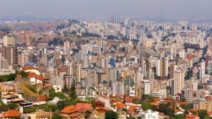 Oraşul brazilian Belo Horizonte
