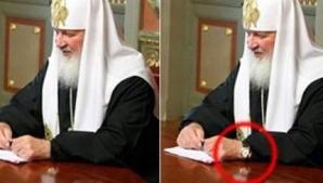 Patriarhul Kiril şi Rolexul ascuns cu Photoshop-ul