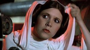 Carrie Fisher, Prinţesa Leia din Star Wars