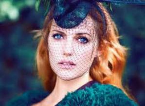 Meryem Uzurli, interpreta Sultanei Hurrem, vrea să devină vedetă la Hollywood