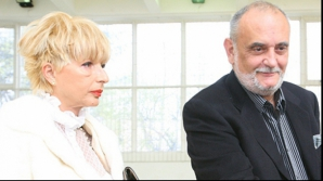 <p>Dana şi Dinu Patriciu</p>