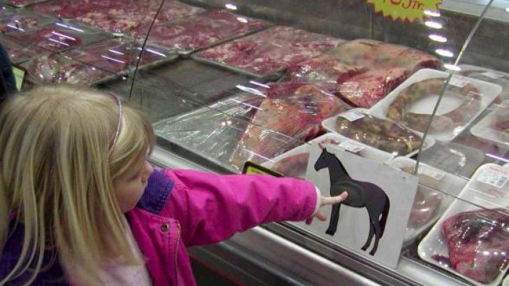 Carnea de cal e o carne cu valoare nutritivă foarte ridicată, spune nutriţionistul