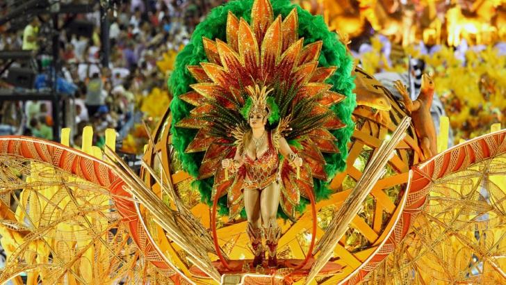 Carnavalul de la Rio a luat startul
