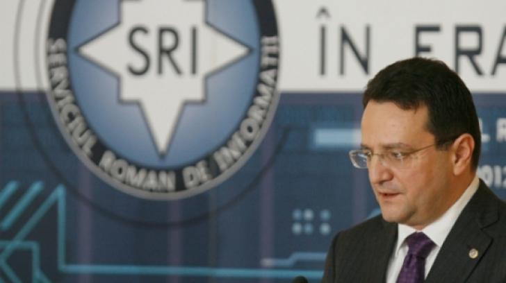 George Maior susține că unele persoane au încercat să atragă SRI-ul într-o bătălie politică
