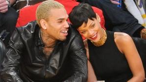 Chris Brown, alături de Rihanna