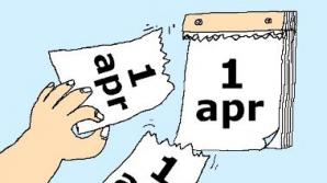 Cele mai tari PĂCĂLELI de 1 aprilie