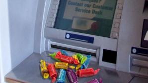 Surprize, surprize la consultarea contului la bancomat