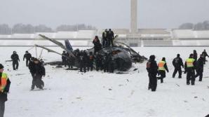 Două elicoptere s-au prăbuşit la Berlin