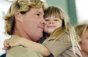 Fiica regretatului Steve Irwin, Bindi, la vârsta adolescenţei