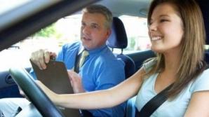 Examenul auto: Cum se va nota fiecare mişcare la proba practică