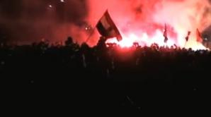 UNGARIA-ROMÂNIA 2-2. Fani maghiari ARESTAŢI, după meci