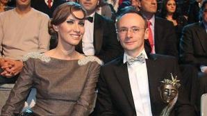 <p>Mihai şi Iulia Albu</p>