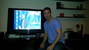Mircea Badea se uită la Eurovision