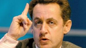<p>Nicolas Sarkozy </p>