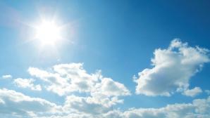 Vom avea un week-end cu temperaturi de primăvară. PROGNOZA METEO pe trei zile