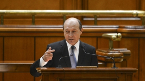 Băsescu: Creşterea competitivităţii este o prioritate. Sectorul de stat generează pierderi