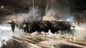 Preţurile mari la electricitate au scos oamenii în stradă în Bulgaria