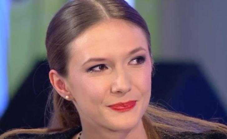 Adela Popescu. FOTO: captură TV