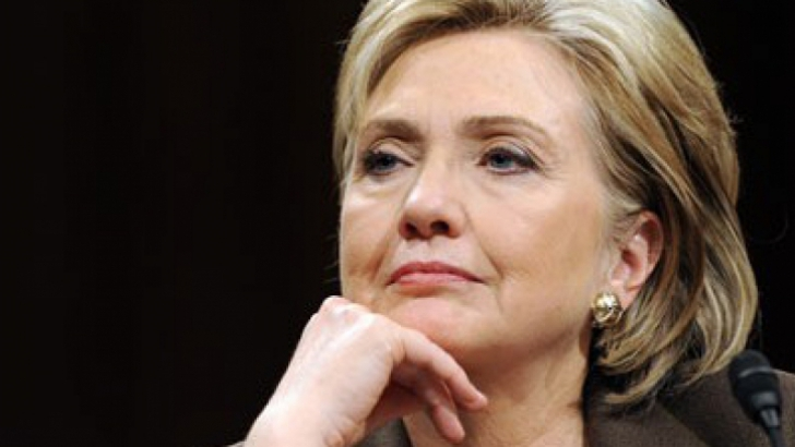 <p>Hillary Clinton</p>