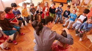 Peste 3.000 de locuri libere în grădiniţele din Bucureşti