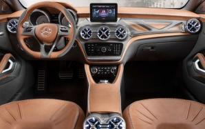 Mercedes-Benz SUV GLA Concept
