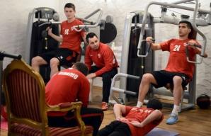 Bătaie în vestiarul lui Dinamo