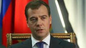 Medvedev va premia pe oricine va veni cu un plan viabil de diversificare a economiei Rusiei
