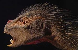 Dinozaurul Pegomastax