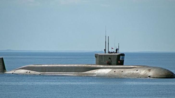 Un submarin rusesc, echipat cu rachete de croazieră, a ajuns aproape de Siria