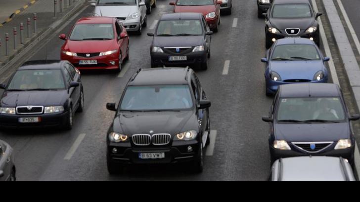 Restricţii pe DN 1, între Ploieşti şi Braşov, din cauza lucrărilor de reabilitare a drumului