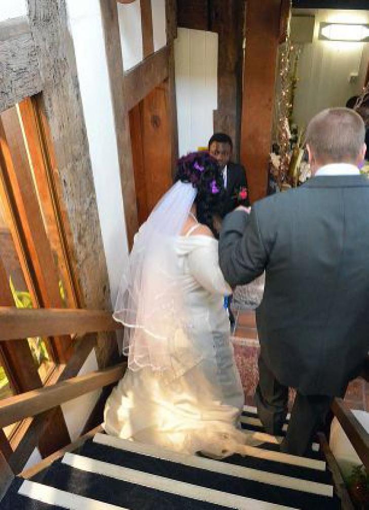 Poze de nuntă ratate