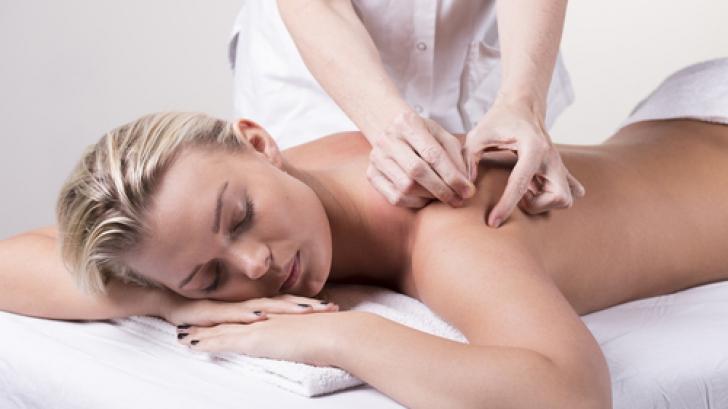 Ședință de acupunctură