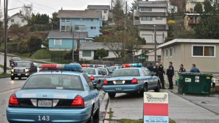 Atac armat lângă Seattle
