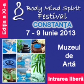 Body Mind Spirit Festival Constanţa