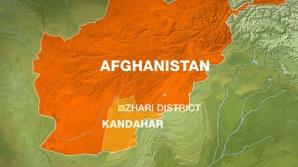 Carnagiu în Afganistan. Patru militari americanu au murit
