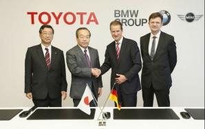BMW şi Toyota dezvoltă împreună un model sport