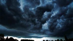 COD GALBEN de ploi şi furtună