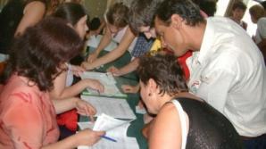 Cea de-a doua etapă de înscriere la clasa pregătitoare are loc între 8 şi 17 mai