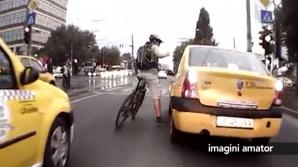 Martor Ocular: Bicicliştii, noii bizoni în trafic
