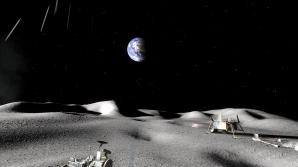 ADEVĂRUL despre apa descoperită pe Lună