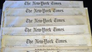 Un miliardar chinez vrea să cumpere cotidianul The New York Times