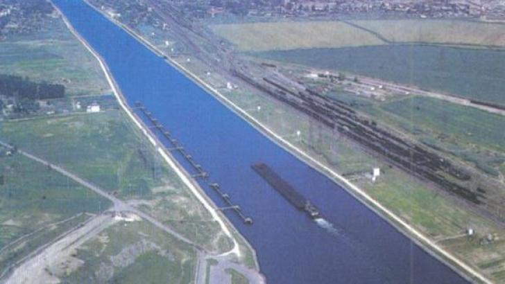 Canalul Dunăre-Marea Neagră