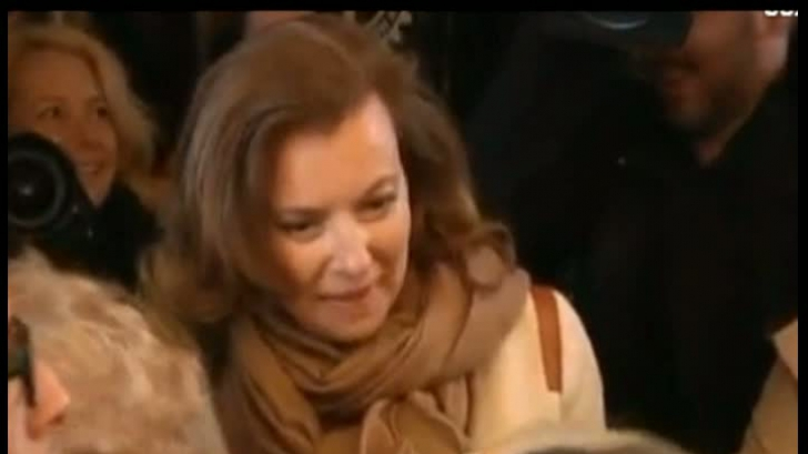 Prima Doamnă a Franţei, Valerie Trierviler