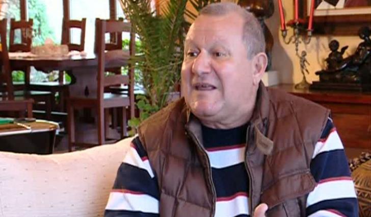 Cristian Țânțăreanu, internat de urgență la spital
