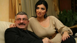 Adriana Bahmuţeanu şi Silviu Prigoană