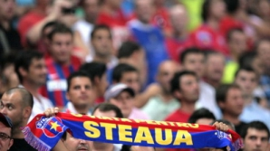 Steaua are cei mai mulţi fani din României