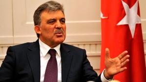 Preşedintele turc Abdullah Gul